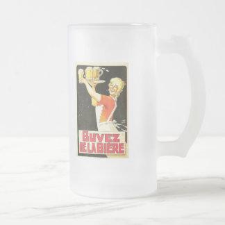 Buvez de la Biere mug