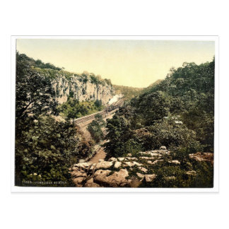 Buxton, Chee Dale, Derbyshire, England rare Photoc Postcard