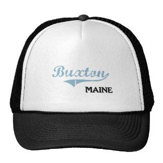 Buxton Maine City Classic Trucker Hat