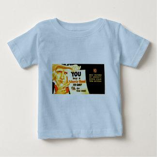 Buy A 1917 Liberty Bond Today Baby T-Shirt