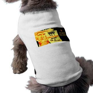 Buy A 1917 Liberty Bond Today Dog Tee Shirt