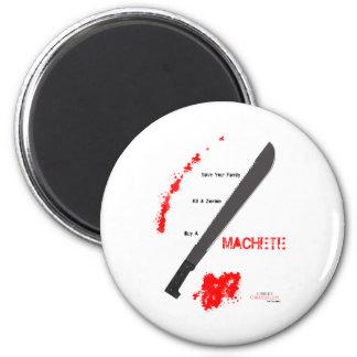 Buy a Machete Fridge Magnets
