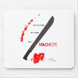 Buy a Machete Mouse Pad