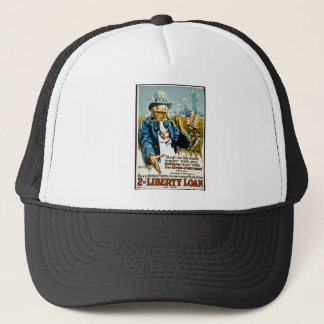 Buy a United States Government Bond  1917 Trucker Hat