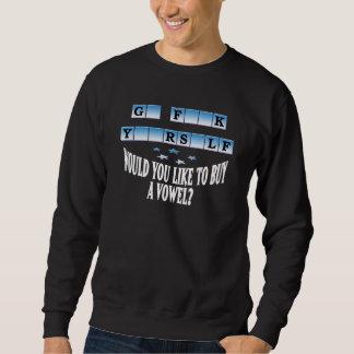 Buy A Vowel Sweatshirt