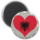 Buy Albania Flag Fridge Magnets