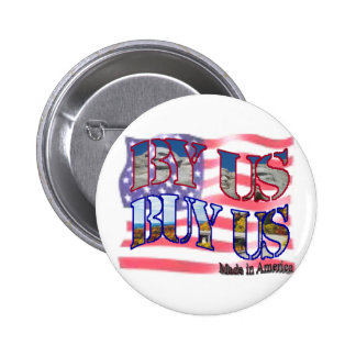 BUY AMERICAN PINBACK BUTTONS