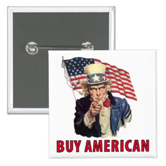 Buy American Buttons