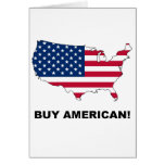 Buy American Greeting Cards