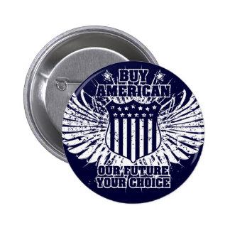 Buy American II Button
