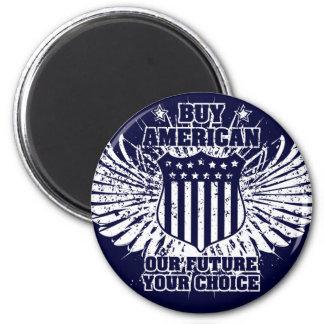 Buy American II Magnet