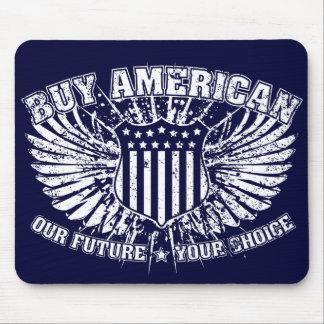 Buy American II Mousepad