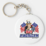 Buy American (Made In China) Keychains