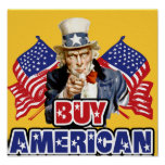 Buy American (Made In China) Print