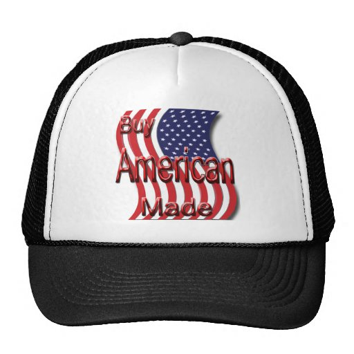 Buy American Made red Hat