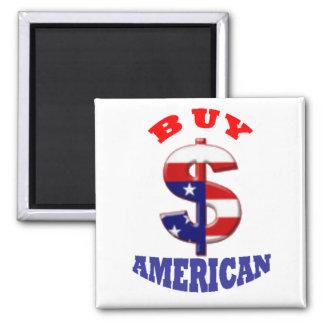 BUY AMERICAN MAGNET -