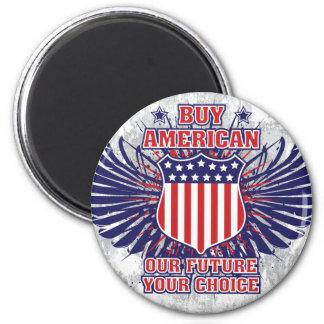 Buy American Magnet