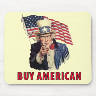 Buy American Mousepad