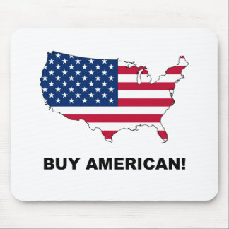 Buy American Mouse Pad