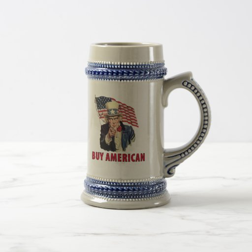 Buy American Mug