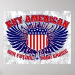Buy American Poster
