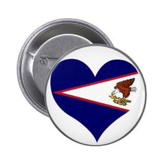 Buy American Samoa Flag Button