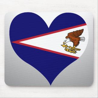 Buy American Samoa Flag Mousepads