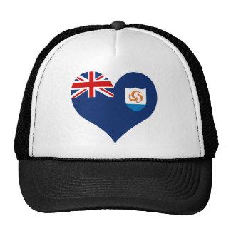 Buy Anguilla Flag Trucker Hats