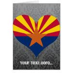 Buy Arizona Flag Card