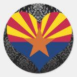 Buy Arizona Flag Sticker
