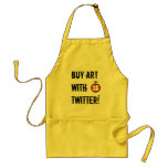 Buy Art with Twitter Apron