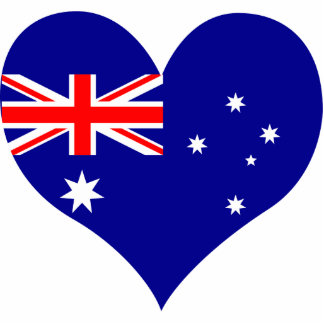 Buy Australia Flag Photo Cut Out