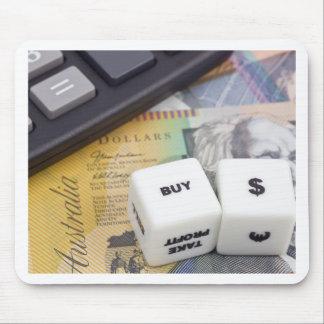 Buy Australian dollar Mouse Pad