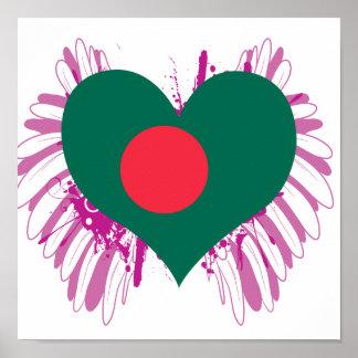 Buy Bangladesh Flag Poster