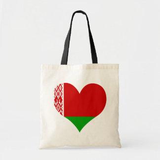 Buy Belarus Flag Tote Bag