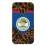 Buy Belize Flag iPhone 4 Cover