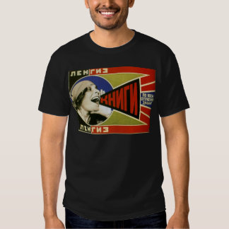 """Buy books"" by Alexandr Rodchenko Tee Shirt"