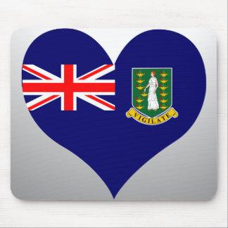 Buy British Virgin Islands Flag Mousepad
