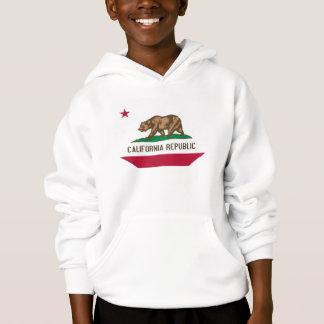 Buy California Flag Hoodie