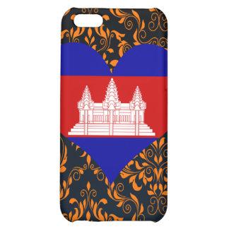 Buy Cambodia Flag iPhone 5C Covers