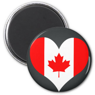 Buy Canada Flag 2 Inch Round Magnet