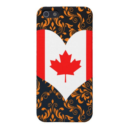 Buy Canada Flag iPhone 5/5S Covers