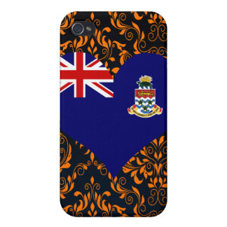 Buy Cayman Islands Flag iPhone 4/4S Cover