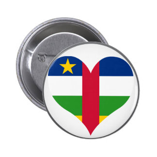 Buy Central African Republic Flag Button