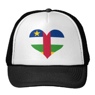 Buy Central African Republic Flag Trucker Hat