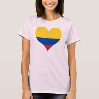 Buy Colombia Flag T-Shirt