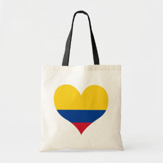 Buy Colombia Flag Tote Bag
