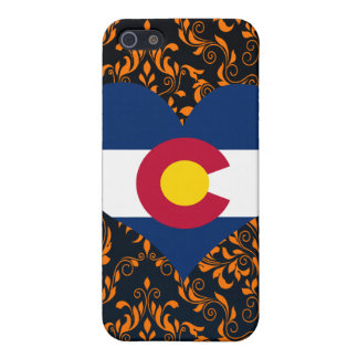 Buy Colorado Flag iPhone 5 Case