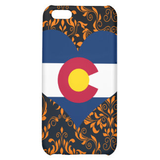 Buy Colorado Flag iPhone 5C Cases
