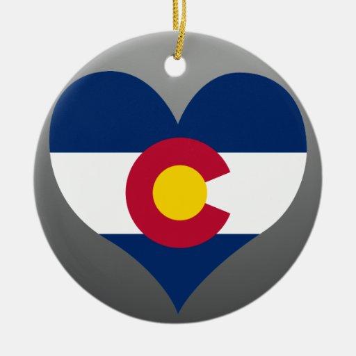 Buy Colorado Flag Christmas Tree Ornament